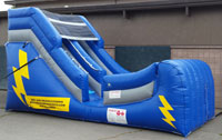 Big Air Thunder Water Slide